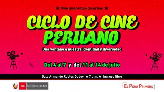 Ciclo de Cine Peruano