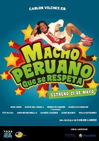 Macho peruano que se respeta (ampliar imagen)