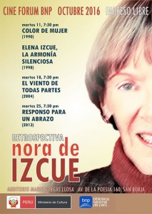 Retrospectiva de Nora de Izcue