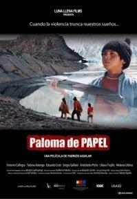 Paloma de papel (ampliar imagen)