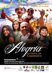 Alegría, la fiesta de Cajamarca (ampliar imagen)