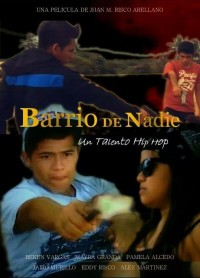 Barrio de nadie: Un talento hip hop (ampliar imagen)