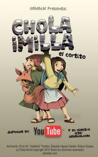 La cholita Imilla (ampliar imagen)