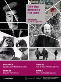 Cholo liso: Homenaje a Fico García