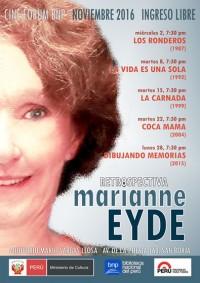 Retrospectiva de Marianne Eyde