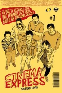 Cinema Express (ampliar imagen)