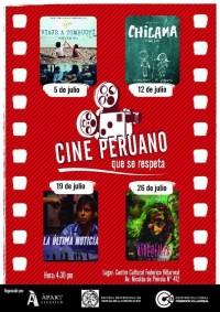 Cine peruano que se respeta