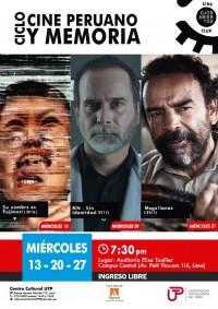 Cine Peruano y Memoria