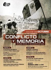 Conflicto y memoria: miradas desde el documental peruano