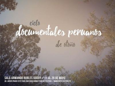 Documentales peruanos de otoño