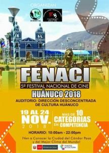 Festival Nacional de Cine de Huánuco