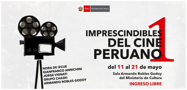 Imprescindibles del Cine Peruano