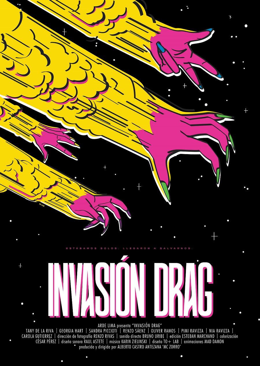 Invasión Drag (2020) - Película peruana | Cineaparte