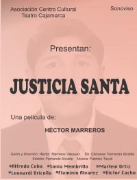 Justicia santa (ampliar imagen)