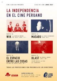 La independencia en el cine peruano