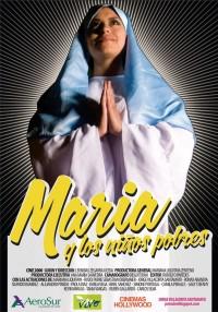 María y los niños pobres (ampliar imagen)