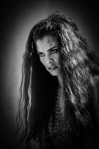 Mujer Jaguar (ampliar imagen)