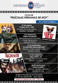 Películas Peruanas de Hoy