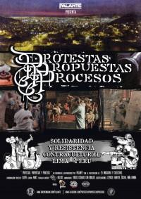 Protestas, propuestas y procesos (ampliar imagen)